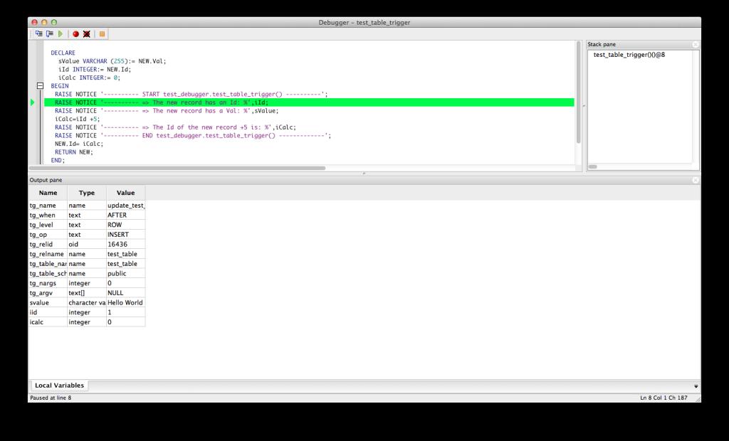 Compile PostgreSQL 9 2 4 with pldebugger support